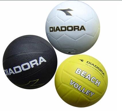 Ukuran Bola & Lapangan dalam Permainan Sepakbola, Bola Voli dan Bola basket