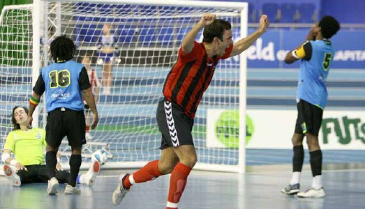 Ukuran Lapangan Futsal Standar Nasional Internasional Beserta