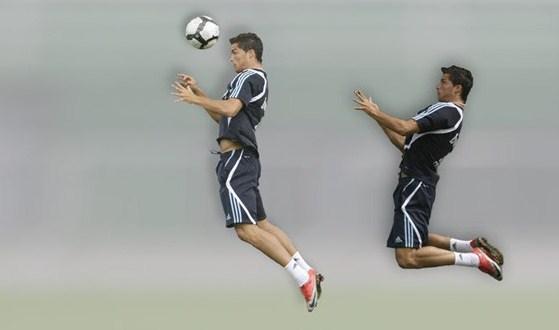 Teknik Cara Menyundul Bola Dalam Sepakbola