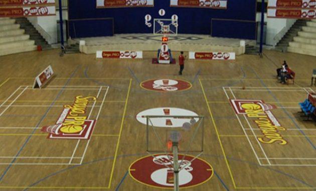 Ukuran Lapangan Basket Nasional Internasional Serta Gambarnya Perpustakaan Id