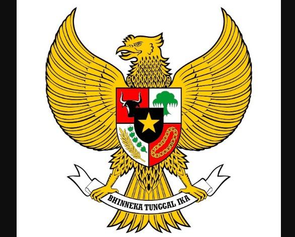 Download 88 Koleksi Gambar Garuda Pancasila Berwarna Paling Bagus