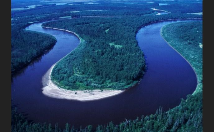 sungai terpanjang dunia