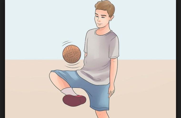 Cara Menahan Bola Sepak Takraw