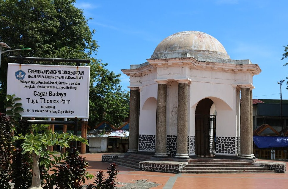 Bangunan Peninggalan Inggris di Indonesia Yang Paling ...