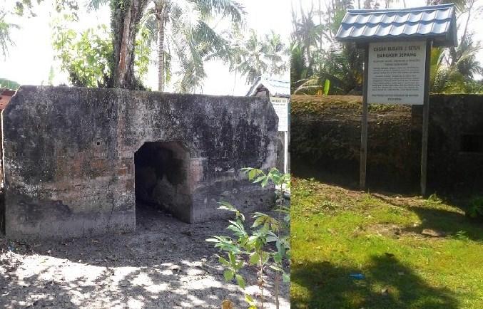 Bunker Peninggalan Jepang