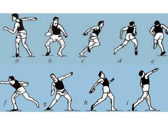Cabang Olahraga Atletik Lempar Cakram