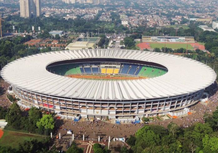 Stadion Terbaik di Indonesia