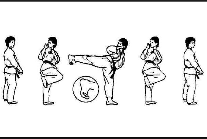 Back Kick