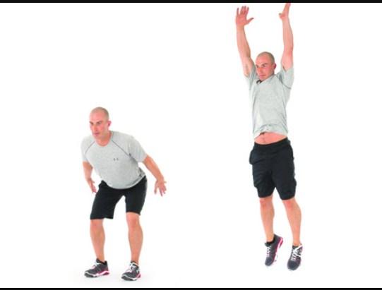 Latihan kekuatan otot kaki