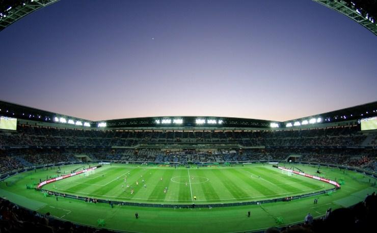 Stadion Sepak Bola Terbesar di Dunia Versi FIFA 2018 ...