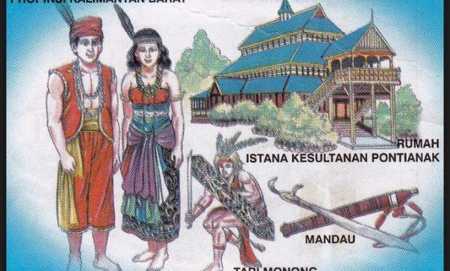 Rumah dan Pakaian Adat Serta Kebudayaan Kalimantan Barat ...