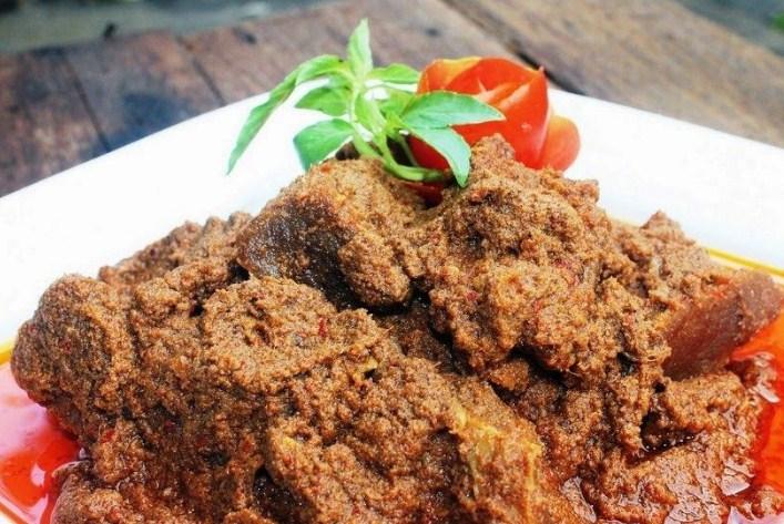 Makanan Sumatera Barat