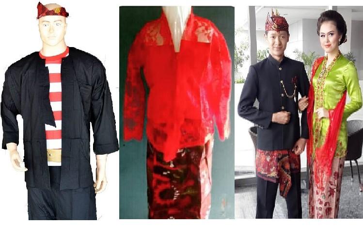 Pakaian Adat Madura Wanita Pria Beserta Gambar Dan Keterangannya