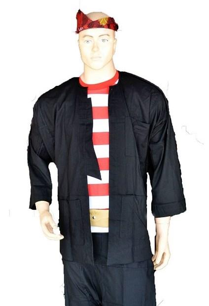 pakaian adat madura laki laki