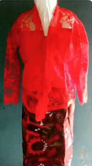 pakaian adat madura wanita