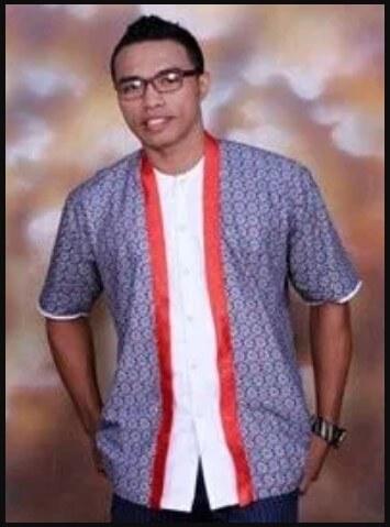 Baju Adat Maluku Baniang Putih