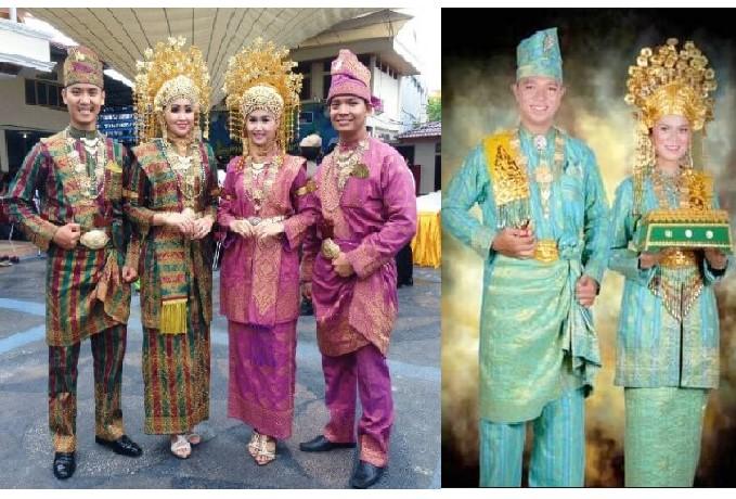Pakaian Adat Riau Serta Keunikan 7df08c72ed