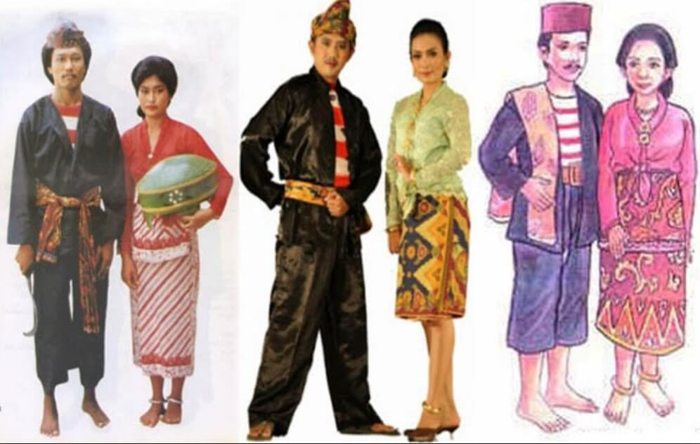 94 Gambar Baju Adat Jawa Timur Namanya Kekinian