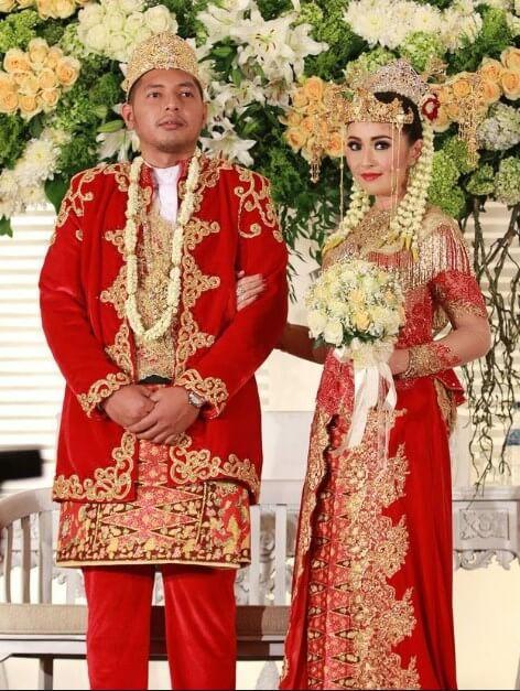baju pernikahan Jakarta