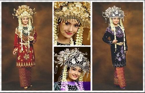pengantin perempuan bangka belitung