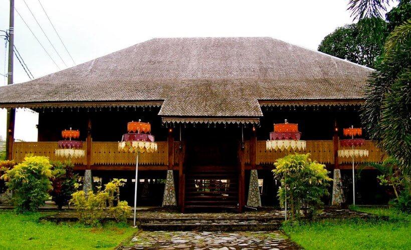 rumah adat bangka balitung