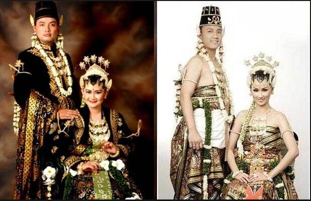 95 Model Baju Adat Jawa Tradisional Kekinian