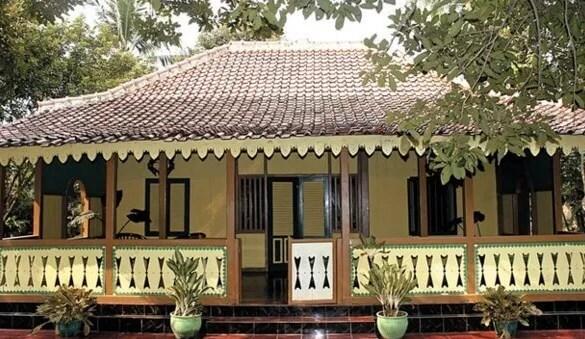 Rumah Betawi Joglo