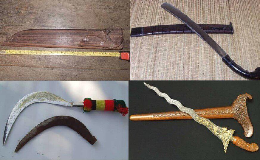 Senjata Tradisional Jawa Timur