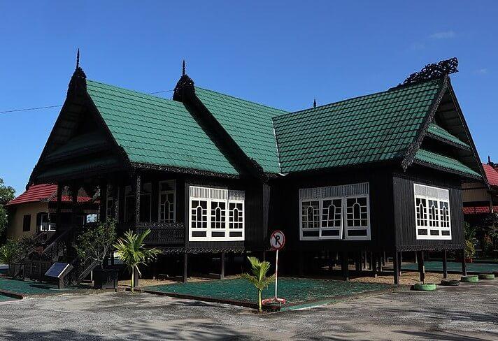 860 Gambar Kartun Rumah Adat Kalimantan Gratis