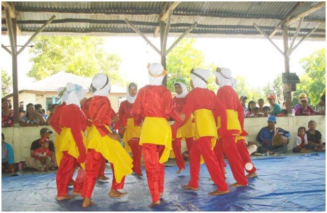 Tari Sepen Bangka Belitung