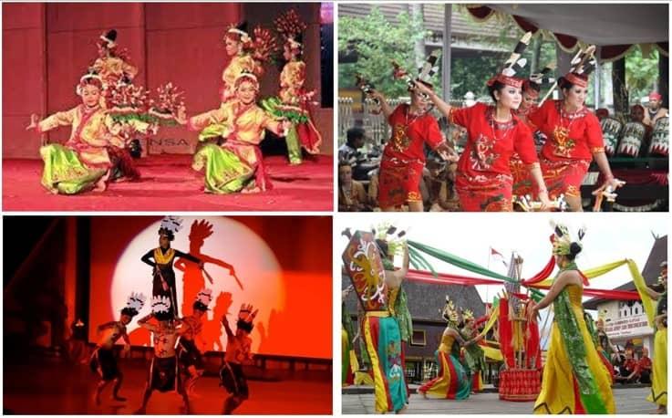 Tarian Kalimantan Tengah