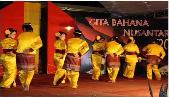 tari dana dana Tradisional Gorontalo