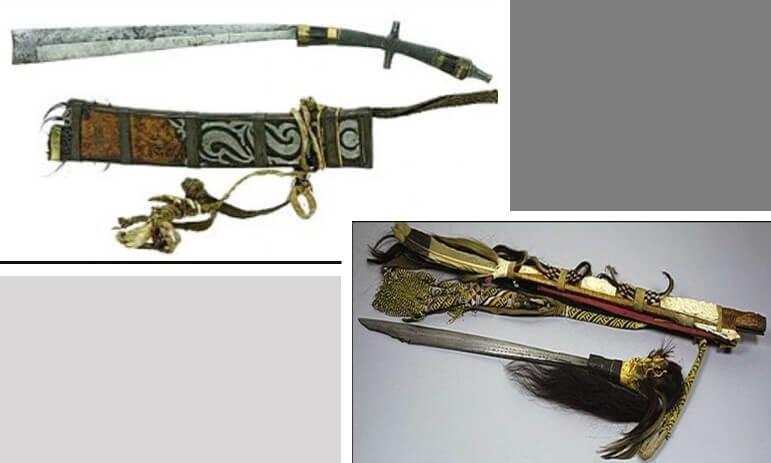 Senjata Tradisional Kalimantan Barat