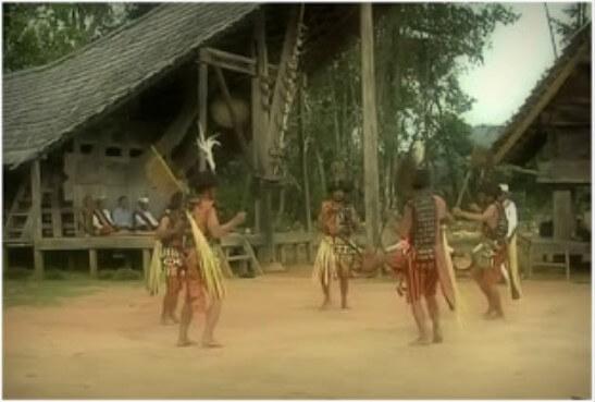 Tari Bulu Lodong