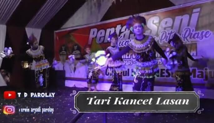 Tari Kancet