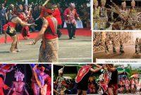 Tarian Adat Kalimantan barat
