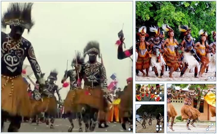 Tarian Adat Papua Barat