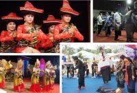 Tarian Sumatera Utara