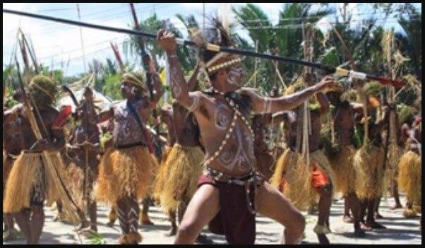 Tari Afaitaneng Papua