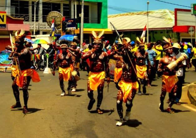 Tari Det Pok Mbui Papua