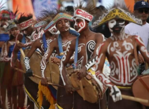 Tari Sajojo Papua