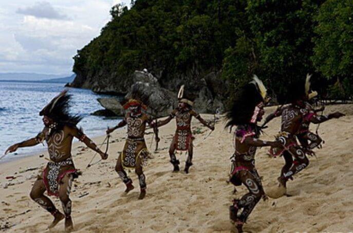 Tari Papua Suanggi