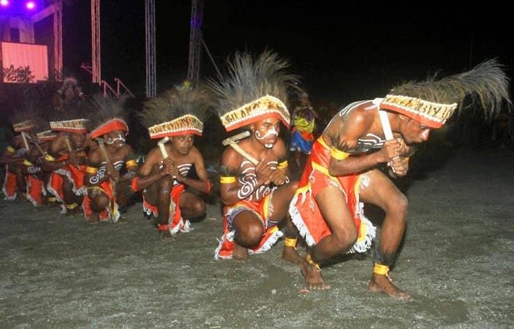 Tarian Aniri Papua