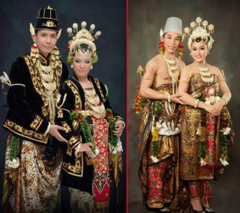 Baju adat Provinsi Yogyakarta