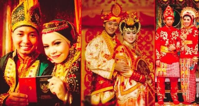 Pakaian Adat Provinsi Sulawesi Tenggara