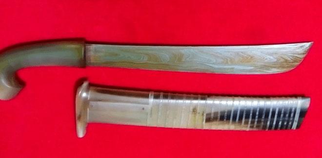 Senjata Tradisional golok banten