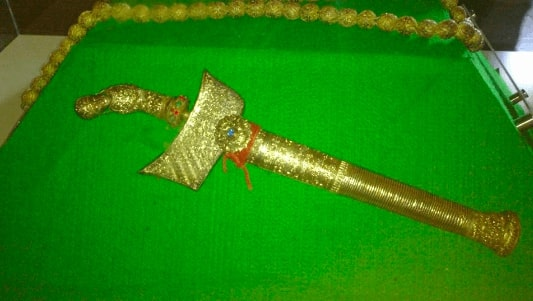 Senjata Tradisional keris Sulawesi Tenggara
