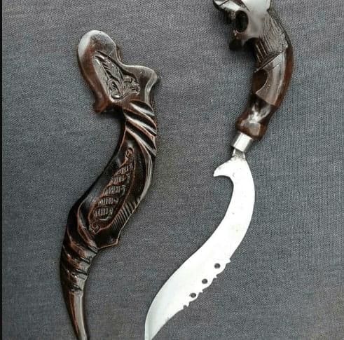 Senjata Tradisional kujang