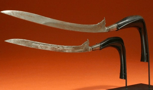 Senjata Tradisional rencong Aceh