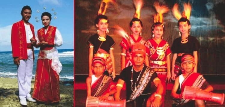 pakaian adat Provinsi Maluku